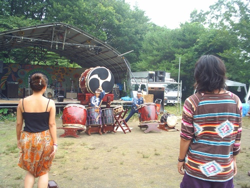 幻創~an amazing Japanese drum duo